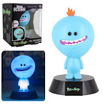 Rick and Morty Mr. Meeseeks Icon Light