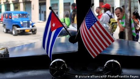 US eases restrictions on imports from private Cuban entrepreneurs | News | DW.DE | 13.02.2015