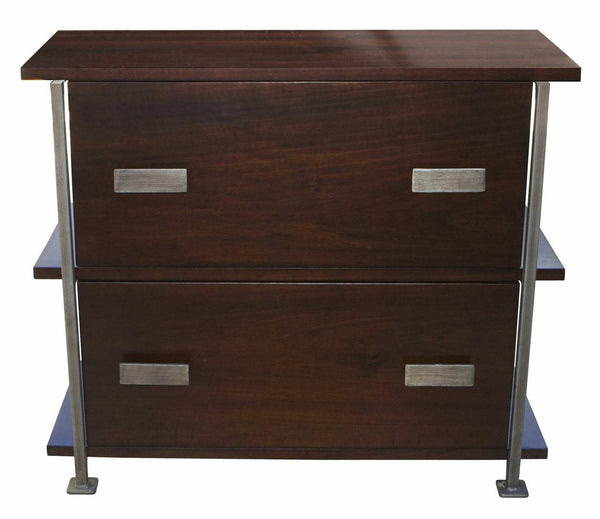 Chelsea Mid Century Modern File Cabinet – Mortise & Tenon