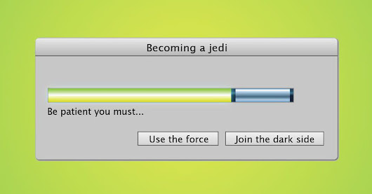 'Work-in-Progress Bars' Make Fun Out of Frustration