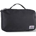 Suvelle Hanging Toiletry Bag Travel Kit Organizer - Black