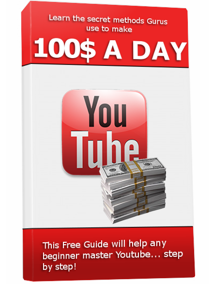 Learn how to make 100$ a day on Youtube