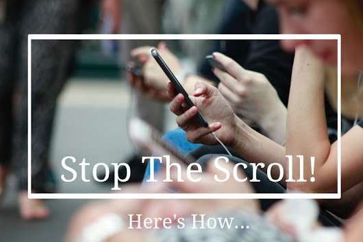 How To Make Your Social Media Images Stop The Scroll | Fotor's Blog