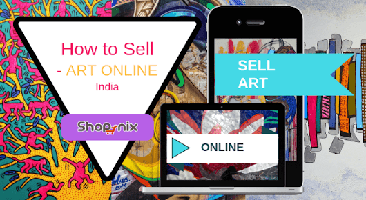 How do I earn money by selling paintings in India?