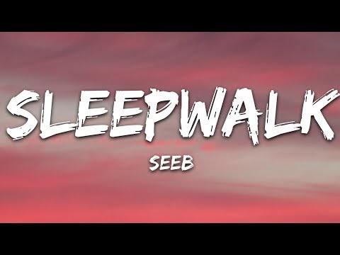 SeeB - Sleepwalk (Lyrics) feat. Andreas Moe