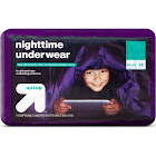 up & up Unisex Disposable Nighttime Underwear, S/M - 14 count