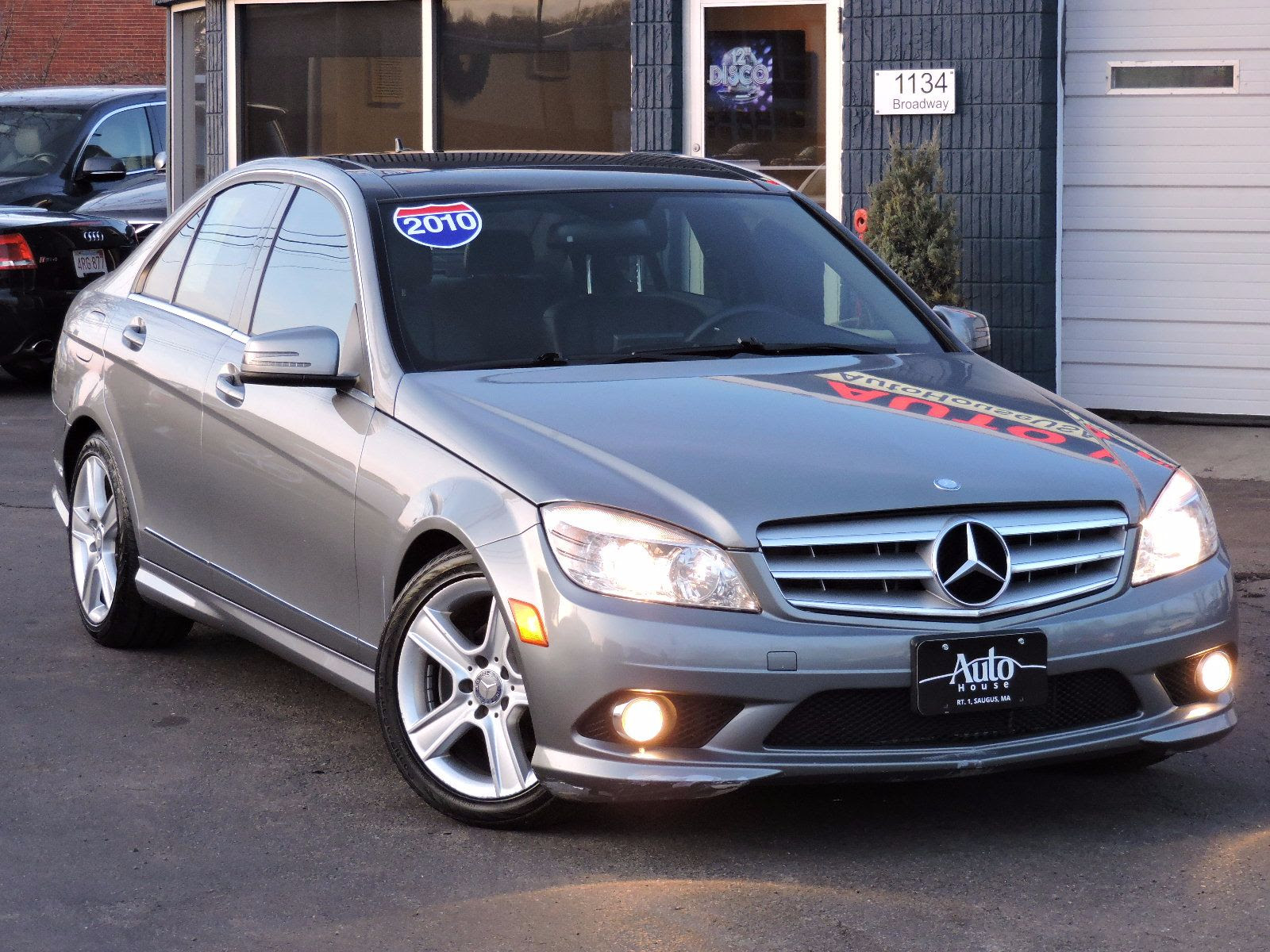 Used 2010 Mercedes-Benz C-Class C300 Sport at Saugus Auto Mall