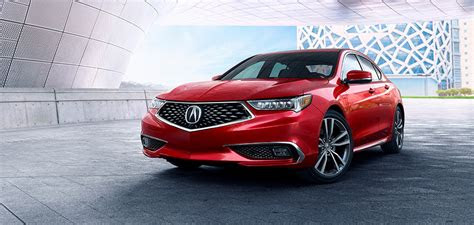 acura presents  tlx models