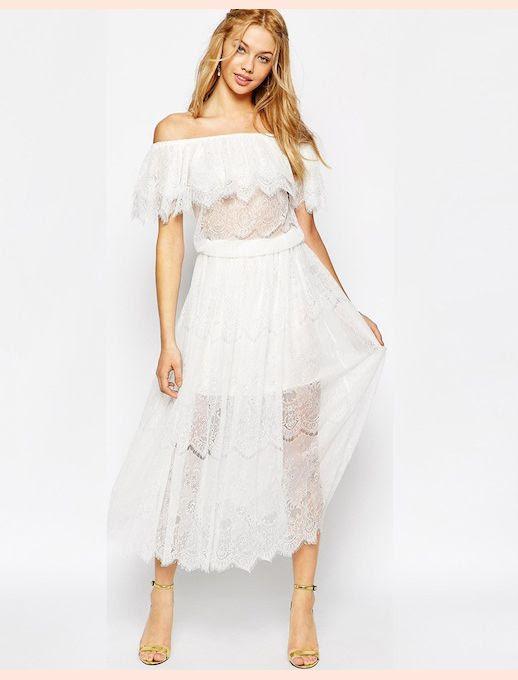 45 Wedding Dresses Under 500 Darccy Vintage Boho Lace Off Shoulder Maxi Dress Budget Affordable Inexpensive photo 45-Wedding-Dresses-Under-500-Darccy-Vintage-Boho-Lace-Off-Shoulder-Maxi-Dress-Budget-Affordable.jpg