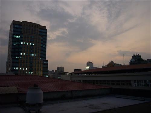 2007年最後的日落