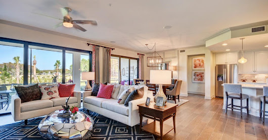 Coach and Carriage Home models open in Arborwood Preserve