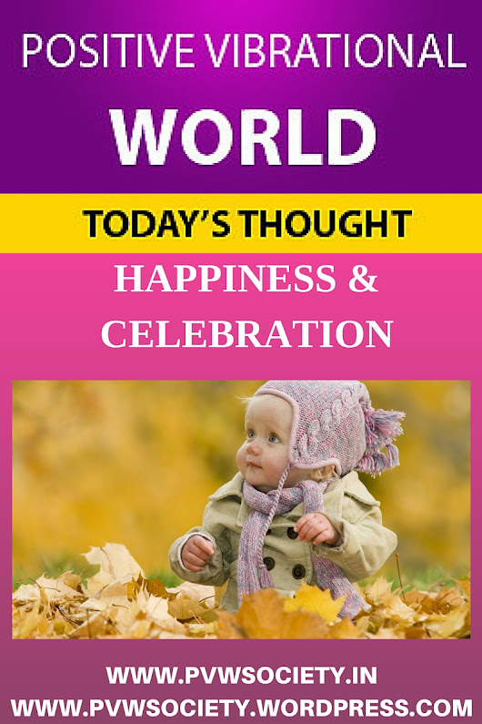 POSITIVE WORLD OF CELEBRATION