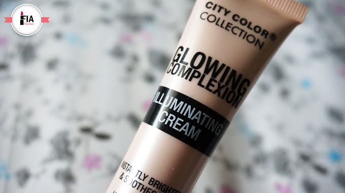 CITY COLOR GLOWING COMPLEXION: Glowing Primer??