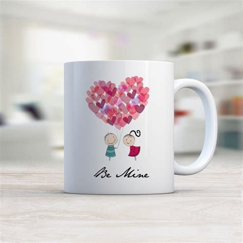 Buy/Send Be Mine Valentines Day Mug   Cheap Gifts Online