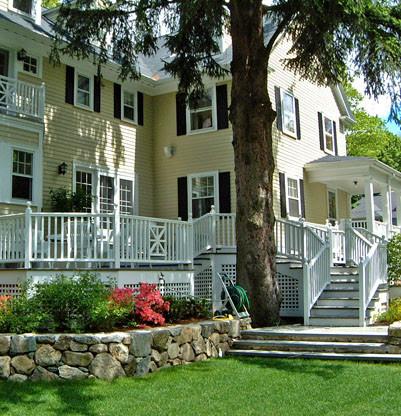 Warner Larson Landscape Architects - Laats Residence traditional landscape
