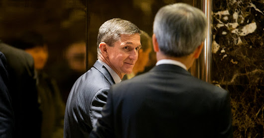 Michael Flynn Misled Pentagon About His Russia Ties, Letter Says