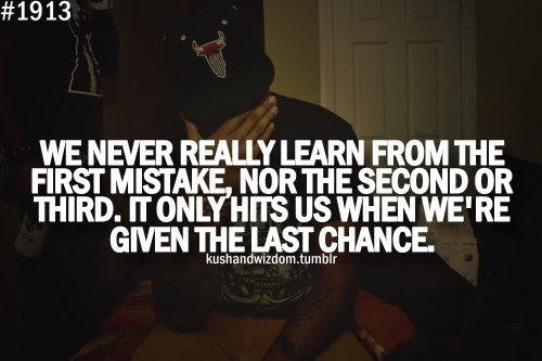 Second Chance Quotes Tumblr Quotes