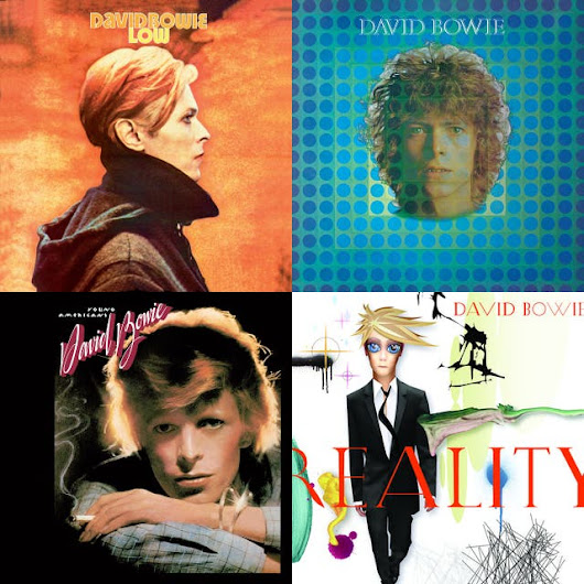 David Bowie - Beyond The Hits, a playlist by thequietus on Spotify