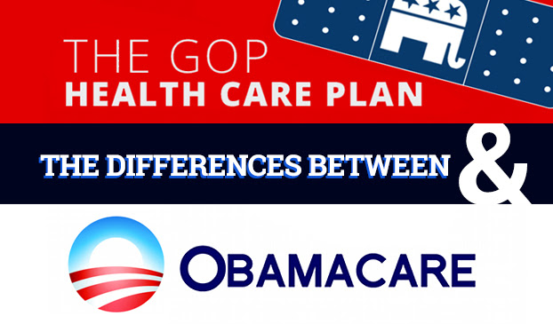 GOP Healthcare Plan vs Obamacare - Differences Explained