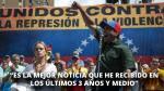 Leopoldo López confirmó que su esposa, Lilian Tintori, está embarazada. (Getty/Perú21)