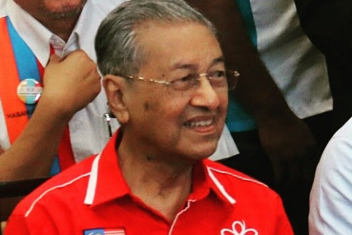 RCI Forex jadi bahan lawak dunia - Tun Mahathir