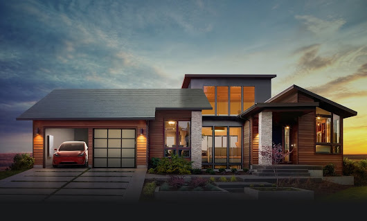 Building Your Dream Home With Tesla Solar Rooftop Tiles - Icon Projects