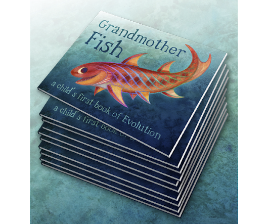 Science or Child Abuse? New Evolution Book Geared to Preschoolers Teaches Children They Evolved from Fish!