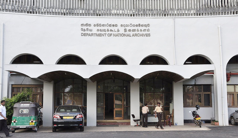 Alleged mismanagement at National Archives: Minister orders inquiry