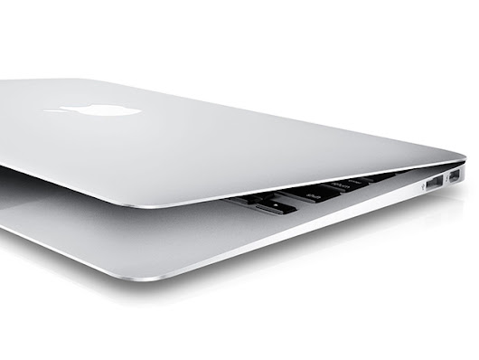 A Breath of Fresh Air for Your Tech Routine--Win a Free Macbook!