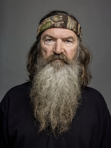 Why I Can't Stand With Phil Robertson
