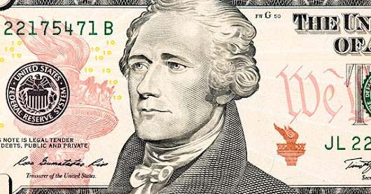 The History Of The $10 Bill | Bankrate.com