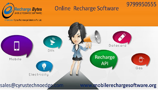 Do Instant Recharge by Cyrus Mobile Recharge API Software