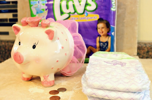 Saving Money with LUVS Diapers #LuvCrowd #LuvDiapers - The Funny Mom Blog