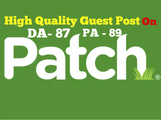 Write A Guest Post On PATCH DA87 PA89 for $10