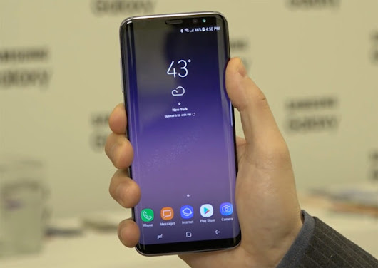 T-Mobile Galaxy S8 and S8+ receiving updates with security patches