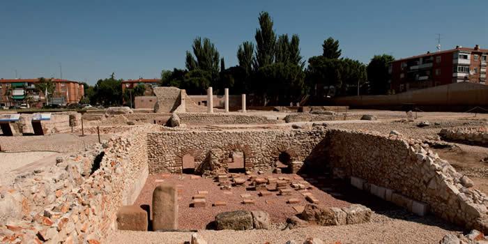 Resultado de imagen de Ciudad Romana de Complutum