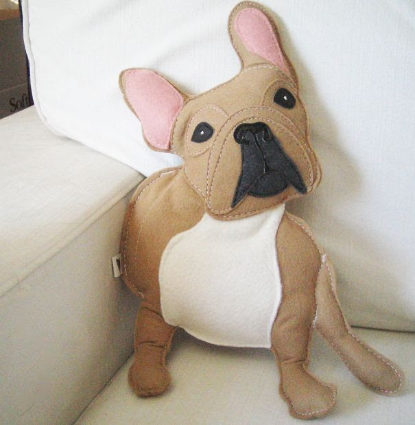 Custom Made Dog Pillows