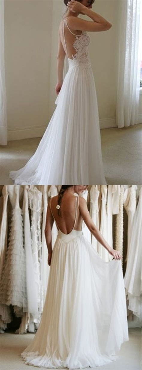 Best 25  Backless wedding dresses ideas on Pinterest