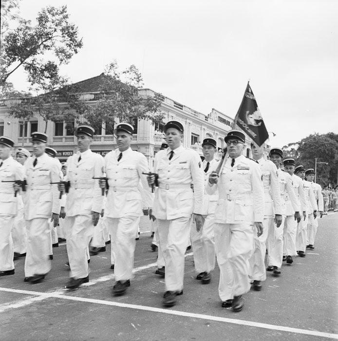 Колониальная жандармерия июль 1950 Неиз
