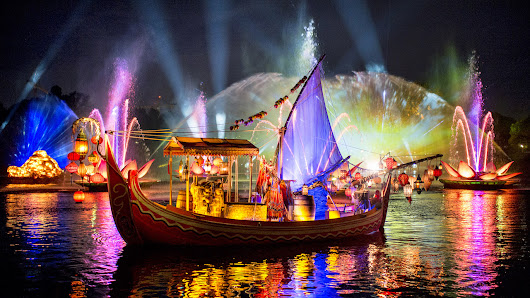 'Rivers of Light' Officially Opens February 17 at Disney's Animal Kingdom