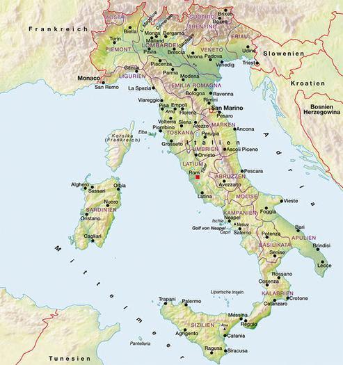 fidedivine 25 beste landkarte italien zum ausdrucken