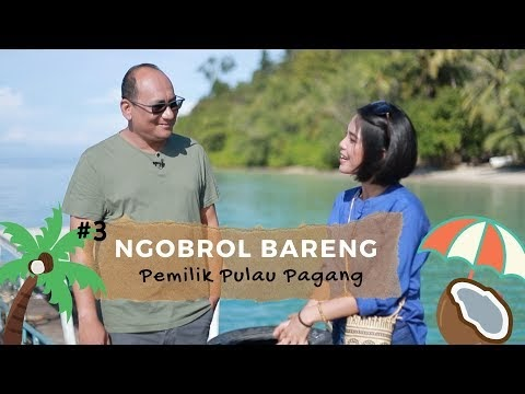 "Bincang Bareng Bang Dahler ""Si Pemilik Pulau Pagang"""