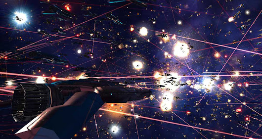 Space Strategy Game 'Star Ruler 2' Goes Open Source