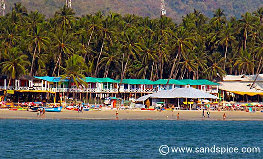 Palolem beach guesthouses: Where's best to stay in South Goa, India?