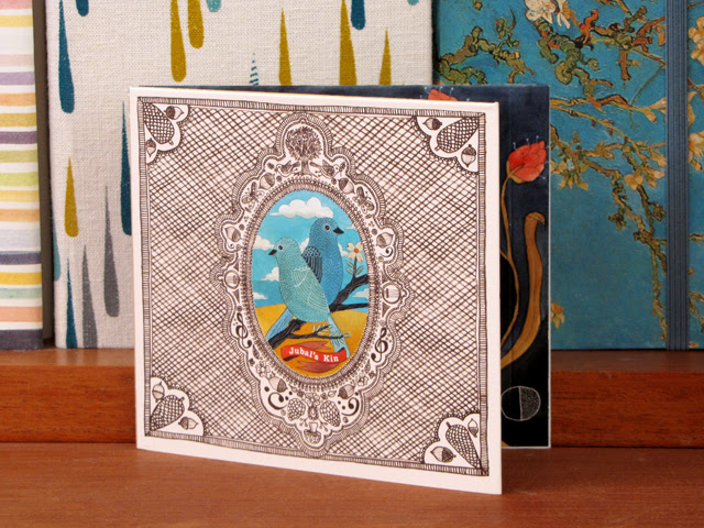 Jubal's Kin CD design