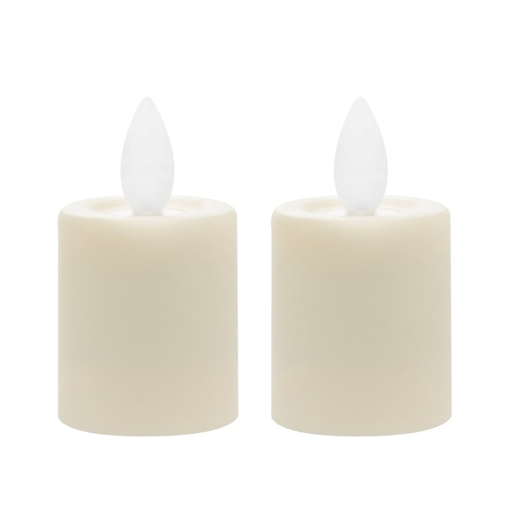 Buy the iFlicker Elite™ LED Wax Votive Candles at Michaels
