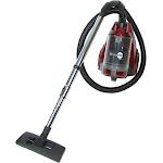 Atrix AHC-RR Revo Red Canister Vacuum - Bagless - Foam Filter/HEPA - Red