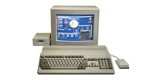 One Ancient Commodore Amiga Runs the Heat and AC for 19 Public Schools