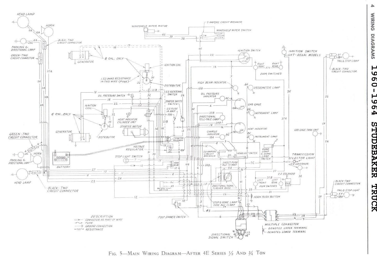 1949 Pontiac Wiring Harnes