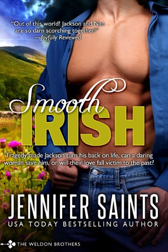 Smooth Irish (Book 2 of the Weldon Brothers Series) by Jennifer Saints